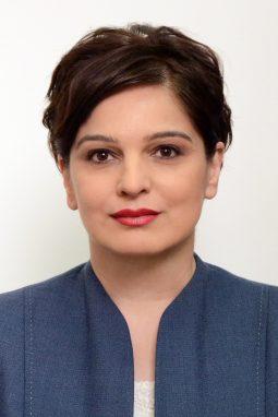 m-r Vesna Stojkovska sekretar